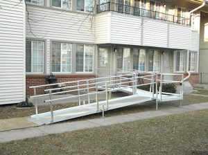 Aluminum Ramp Photo 2